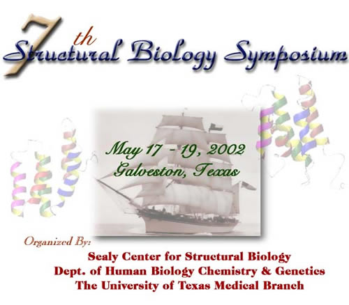 SCSB 2002 7th Structural Biology Symposium