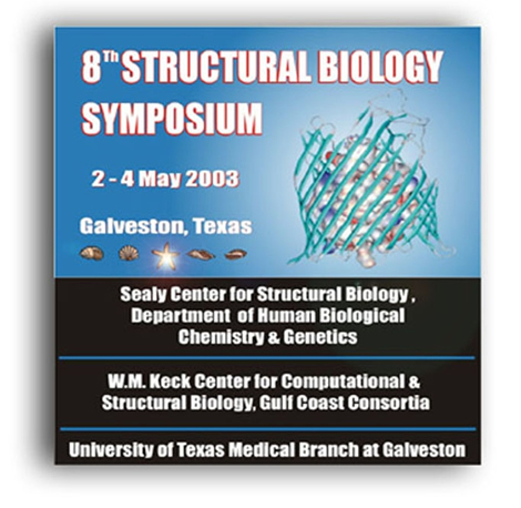 SCSB 2003 8th Structural Biology Symposium